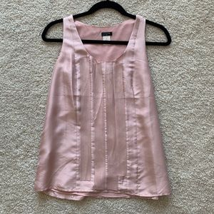 J. Crew Light Pink Blouse